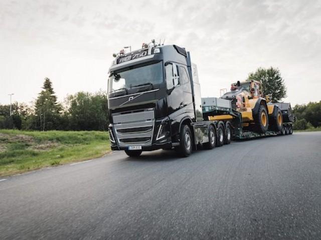İşte İşte Volvo Trucks'ın yeni nesil kamyonları (9 FOTOĞRAF)