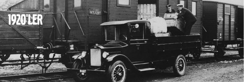 1920'lerden 2010'lara kadar tüm Volvo Trucks modelleri... (67 FOTOĞRAF)