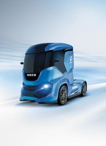 İşte tasarımı ile göz kamaştıran IVECO Z TRUCK (11 FOTOĞRAF)