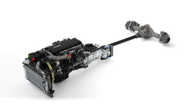 İşte yüzde 7 daha az yakıt tüken DAF'ın Yeni XF ve CF kamyonu.... (Yeni XF ve CF'e ait 40 FOTOĞRAF)
