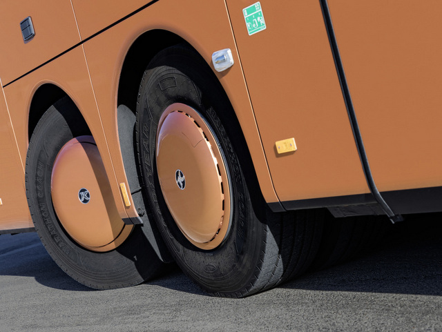 Yeni Setra S 531 DT çift katlı otobüs tanıtıldı ( 7 FOTOĞRAF )