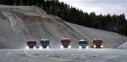 İşte Scania XT  (10 FOTOĞRAF)
