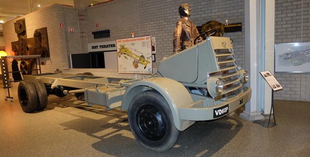 DAF Müzesi'nde sergilenen araçlar... Müzeden 30 fotoğraf