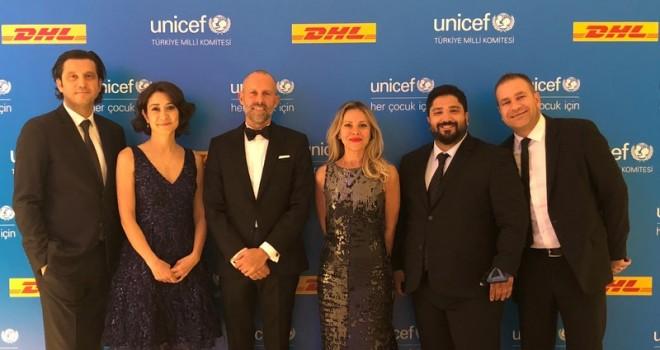 DHL Express, UNICEF ile çocuklara umut taşıyor