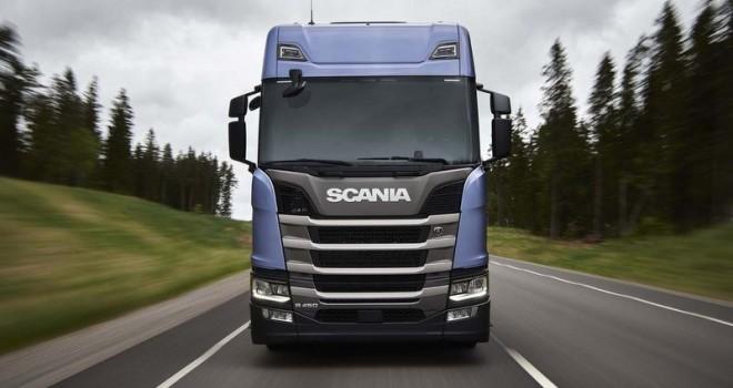 Scania'dan KDV ve kredi kampanyası
