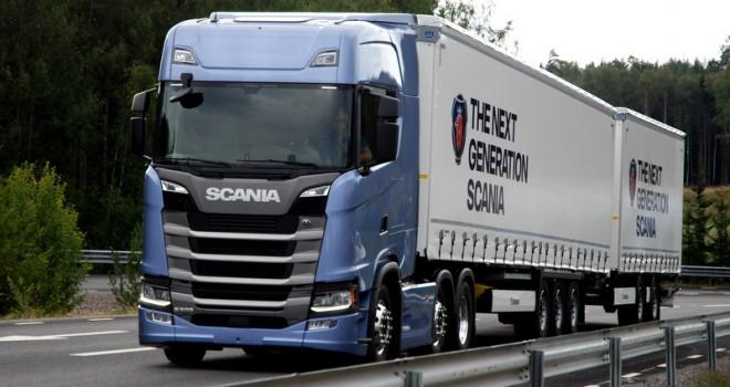 Scania, Ankara'da gerçekleştirilecek Lojistik Zirvesi'nde yerini alacak