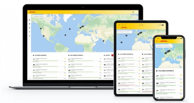 DHL Global Forwarding online platformu myDHLi'yi kullanıma açtı