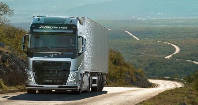 Volvo Trucks, Türkiye'deki pazar payını yüzde 7.3'e çıkardı