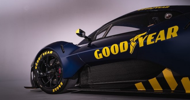 Goodyear ve Brabham Automotive'den global işbirliği