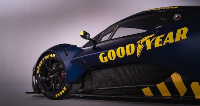 Goodyear ve Brabham Automotive'den global işbirliği