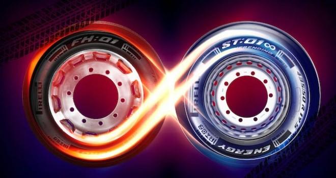 Prometeon'un uluslararası taşımacılık için tasarladığı lastikleri yakıt tasarrufu ve uzun kilometre sunuyor