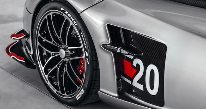 Pirelli P Zero Trofeo R lastiği yol tutuşu yüzde 7 artırdı