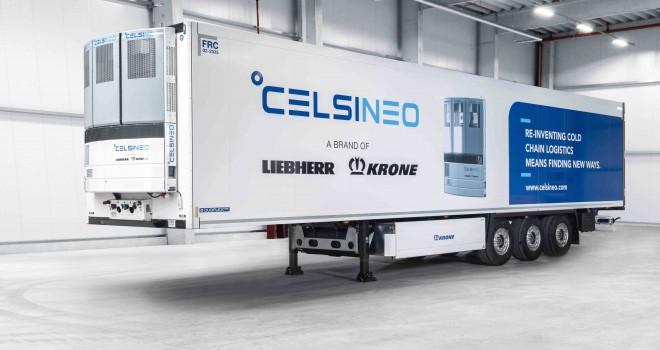 Krone ve Liebherr'den yeni soğutucu ünitesi: CELSINEO