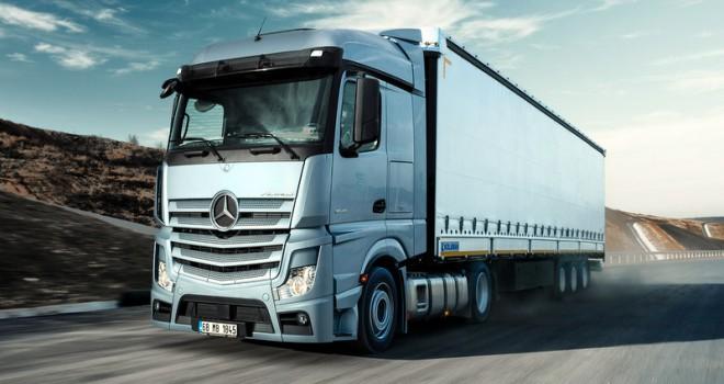 Mercedes-Benz çekici ve kamyonlarda Temmuz ayına özel fırsat