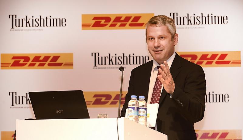 """""""10 milyon euro yatırım yaptık ve İstanbul'un iki yakasında da hizmet veren ilk ve tek uluslararası hızlı hava taşımacılığı şirketi olduk"""""""
