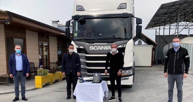 AYK filosuna 20 adet Scania R450 kattı