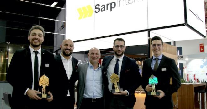 Sarp Intermodal'a 3 kategoride ödül