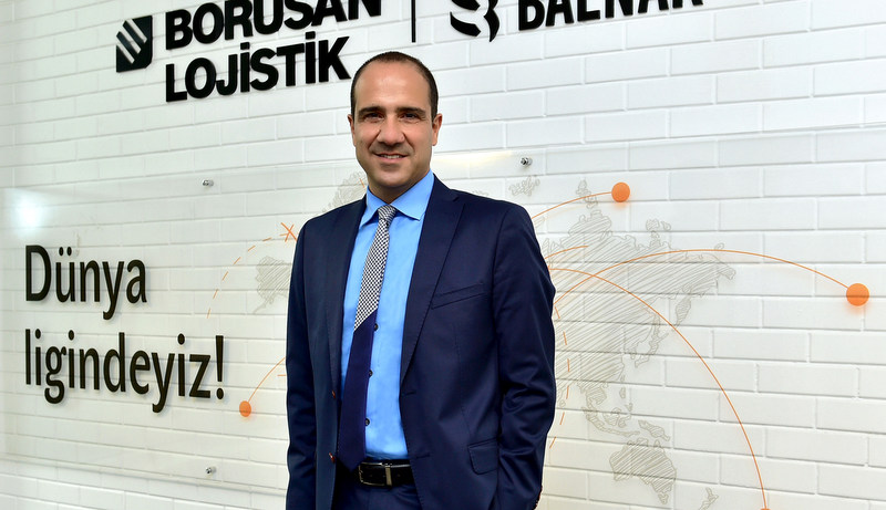 Savaş Yaşar, Borusan Lojistik Sorumlu Genel Müdür Yardımcısı oldu