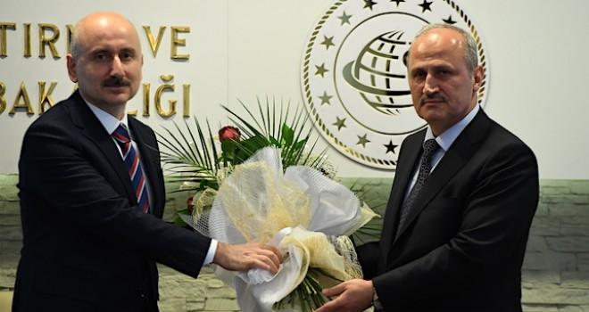 Ulaştırma ve Altyapı Bakanı Adil Karaismailoğlu oldu