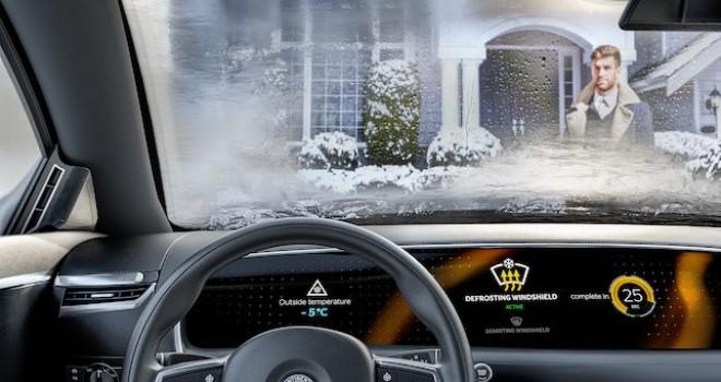 Continental akıllı cam teknolojisi ile camlar otomatik olarak karartılabiliyor