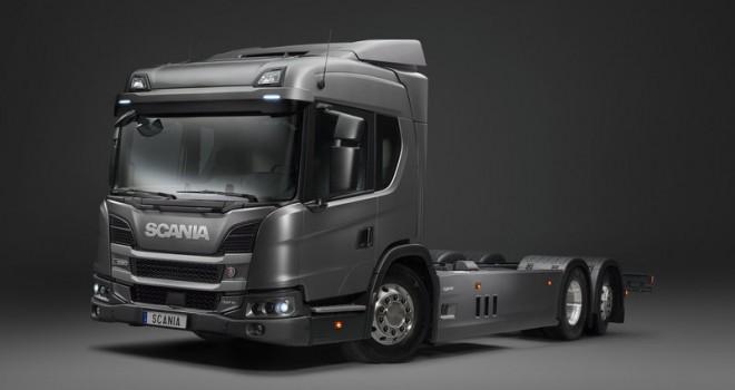 Scania IAA'da Hibrit Kamyonunu Tanıtacak