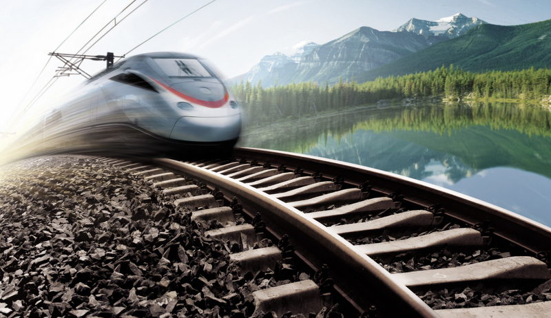 372 kilometrelik demiryolunun iletişim altyapısını yapacak