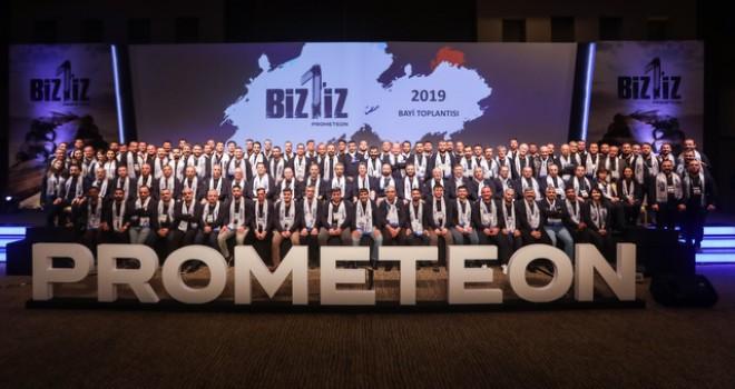 Prometeon Türkiye, iş ortakları ile Antalya'da buluştu
