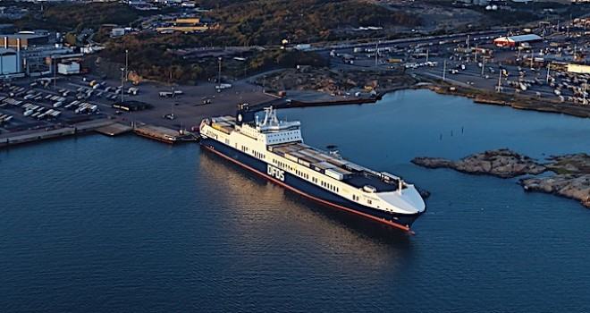 DFDS'den yenilenebilir yakıt geliştirmek için dev iş birliği