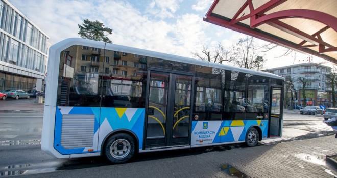Karsan'dan Polonya'ya otobüs ihracatı