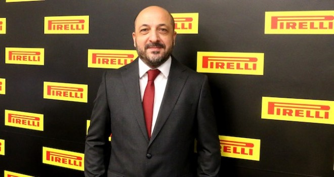 Pirelli Türkiye Fabrika Müdürü M. Atilla Gidergi oldu