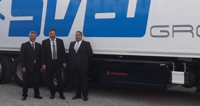 Tırsan'dan İtalyan Svat Group'a Frigo Teslimatı