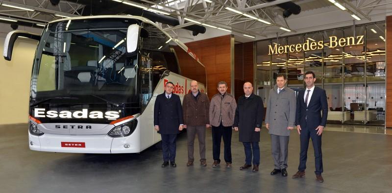 10 adet Setra aldı, filosundaki otobüs sayısını 65'e yükseltti