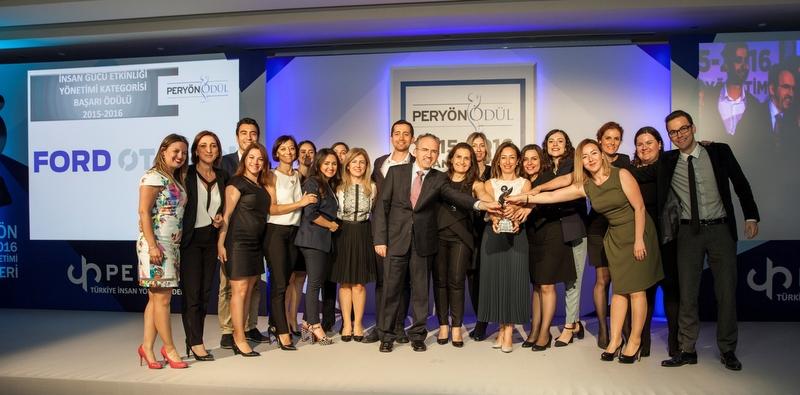 10 bin çalışanlı dev firmaya İK birincilik ödülü