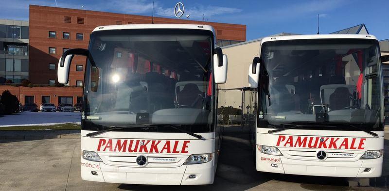 10 firmaya 12 otobüs teslim etti