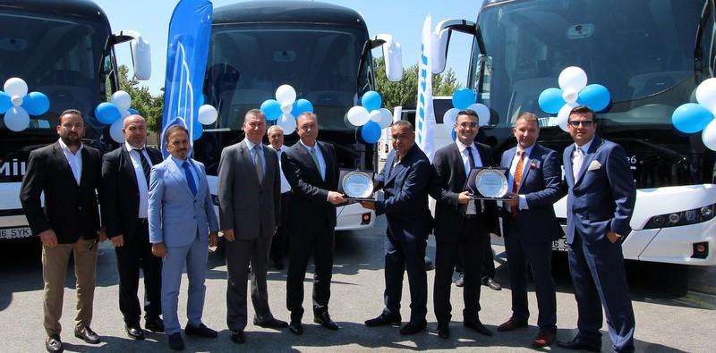 10 milyon TL daha yatırım yaptı ve filosundaki otobüs sayısını 1.100 adede yükseltti