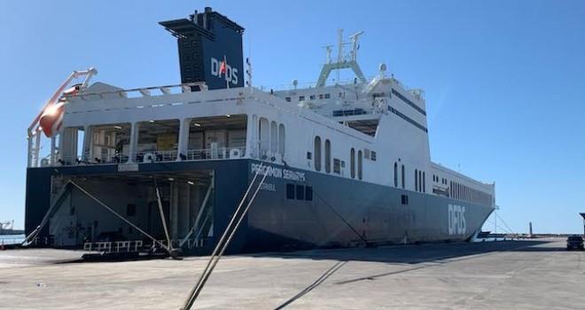 DFDS, Sete'ye gelişinin birinci yılını kutluyor
