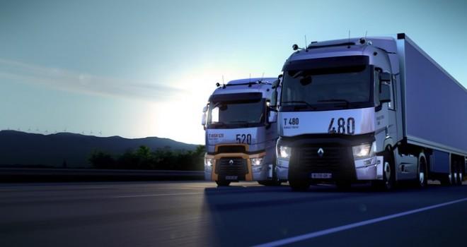 Renault Trucks 13 litre motorlu çekiciler taşımacılarla buluşuyor