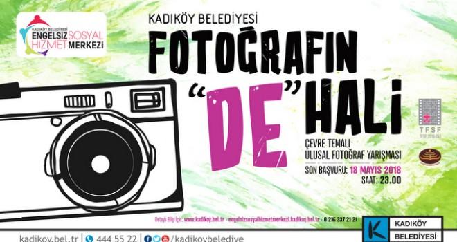 Kadıköy Belediyesi'nden Çevre Temalı Ulusal Fotoğraf Yarışması