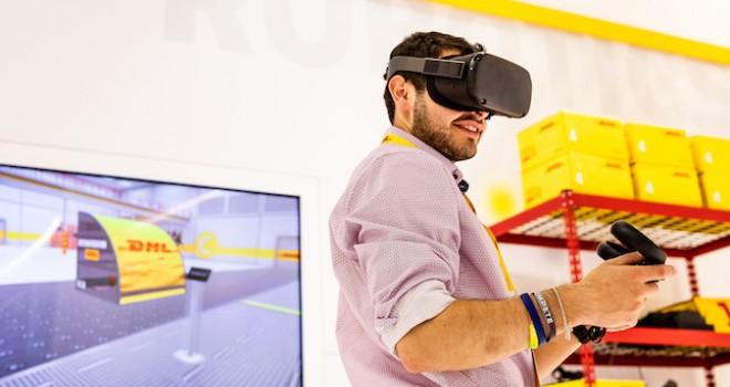 DHL'den yeni inovasyon merkezi