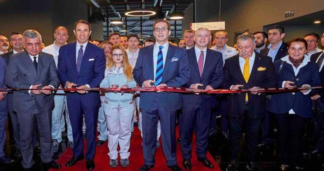 Tofaş Akademi'nin Yeni Kampüsü ve Tofaş'ın Yenilenen Sosyal Tesisleri Hizmete Açıldı