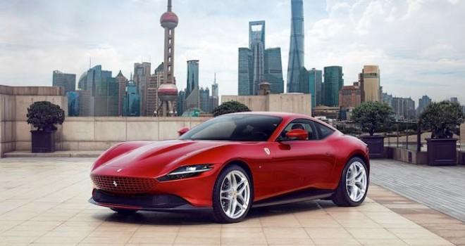 Ferrari Roma Eylül'de Türkiye'de
