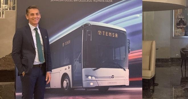 TEMSA'dan İsveç'e 6 adet MD 9 Electricty