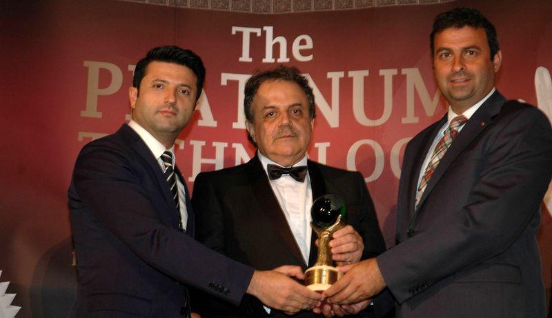 Bu ödülü kazanan ilk ve tek Türk lojistik firması oldu