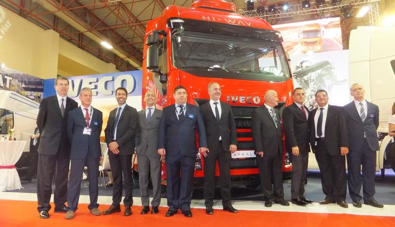 Iveco, Stralis Euro 6'yı tanıttı