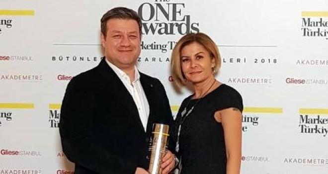 Ekol Lojistik'e Birincilik Ödülü