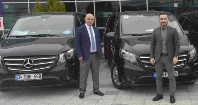 GOVIP,  zengin turiste 5 yıldızlı transfer hizmet vermeye başladı