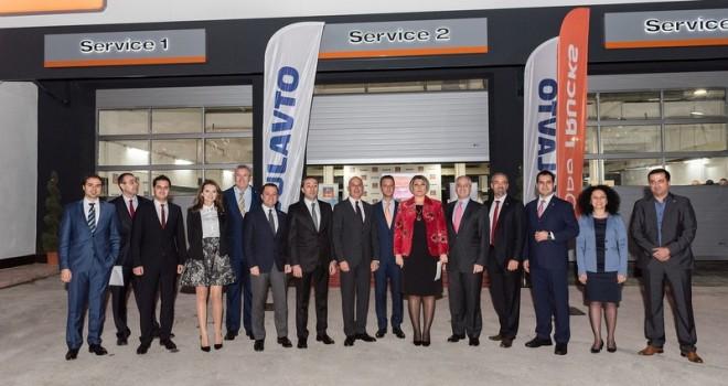Ford Trucks, Bulgaristan'ın Varna şehrinde yeni tesisini açtı