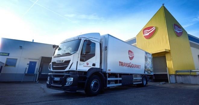 Transgourmet, Allison şanzımanlı Iveco Stralis CNG kamyonları ile daha çevreci gıda taşımacılığı yapacak