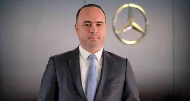 Mercedes-Benz Türk Kamyon Pazarlama ve Satış Direktörü Alper Kurt oldu
