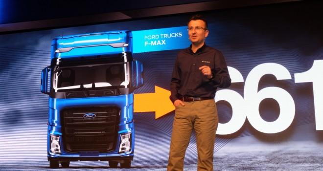 Ford Trucks F-Max çekicinin satış fiyatı belli oldu